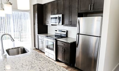 Kitchen, Beechtree Apartments, 1