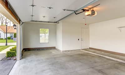 Living Room, Pointe At Evans Lake, 2