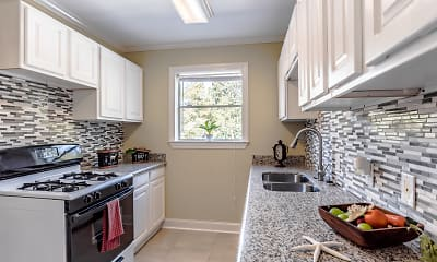Kitchen, 1412 Midtown Homes, 0