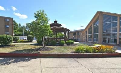 Building, Randall Park, 2