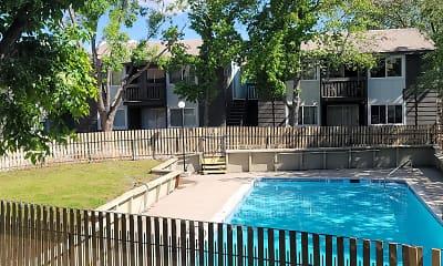 Pool, Colony Inn, 2
