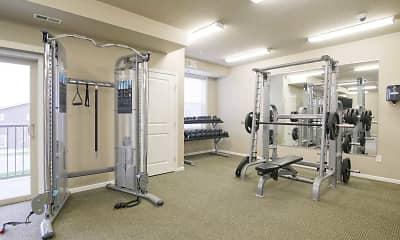 Fitness Weight Room, Fair Hills, 0