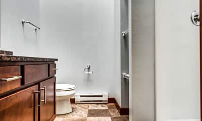 Bathroom, CPM Downtown, 2