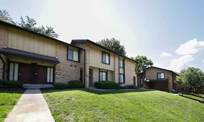 Building, The Knolls Townhomes, 1
