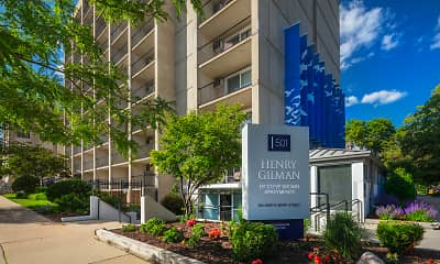 Henry Gilman Apartments, 1