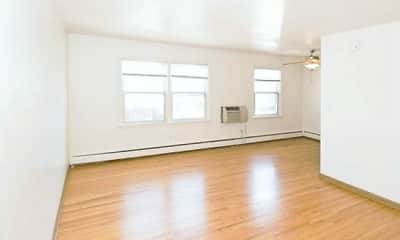Living Room, Chestnut Arms Apts, 0