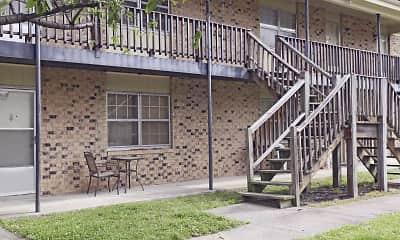 Building, Mayfield Garden Apartments, 1