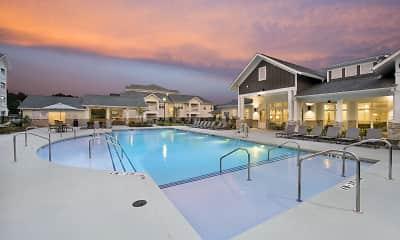 Pool, Station at Savannah Quarters, 1