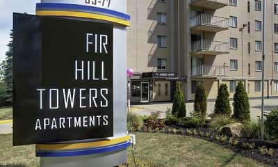 Fir Hill Towers, 0