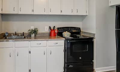 Kitchen, Briardale Apartment Homes, 0