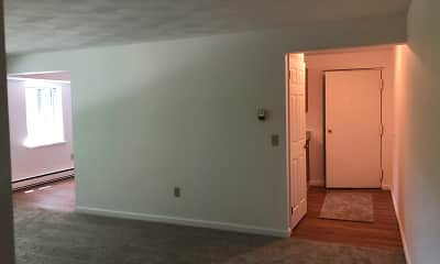 Living Room, Geneseo Heights Apartments, 1
