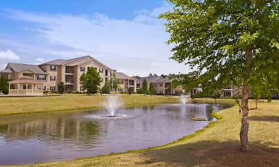 Building, Houston Lake Apartment Community, 1