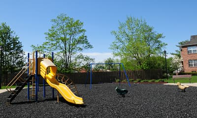 Playground, Homestead Village, 2