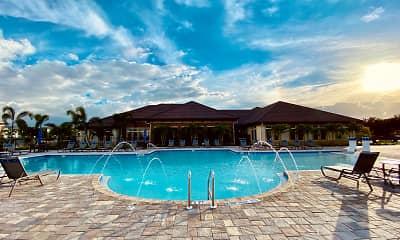 Pool, Oasis at Cypress Woods, 0