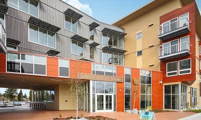 Building, Garfield Station, 1