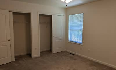 Bedroom, Summerdale Apts, 2