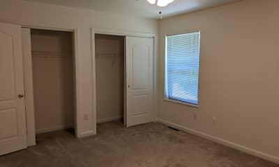 Bedroom, Summerdale Apts, 2