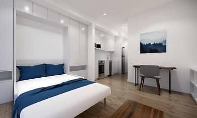Bedroom, 26 Spring Street, 2