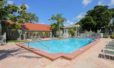 Pool, Garden Grove, 0