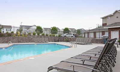 Pool, Springhill Ridge, 2