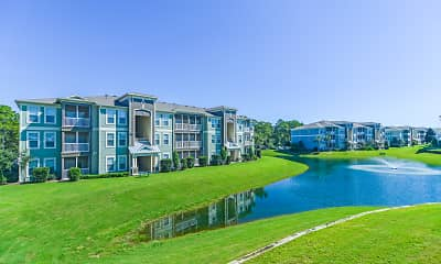 Building, The Retreat At PCB, 0