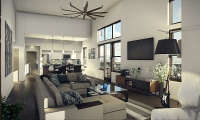 Clinton West Luxury Apartments, 2