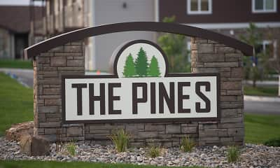 Community Signage, The Pines at Rapid, 2