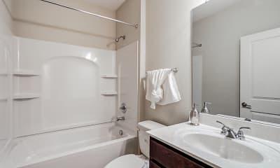 Bathroom, Madison Crest Apartment Homes, 2