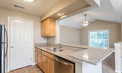 Kitchen, Hammocks At Southern Hills, 2