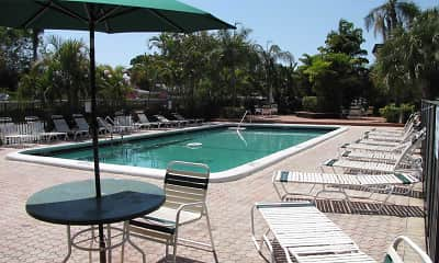 Pool, Banyan Club, 0