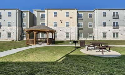 Building, The Villages at Fiskville 55 + Community, 2