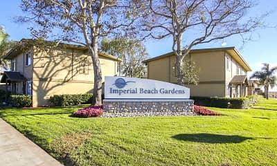 Community Signage, Imperial Beach Gardens, 2