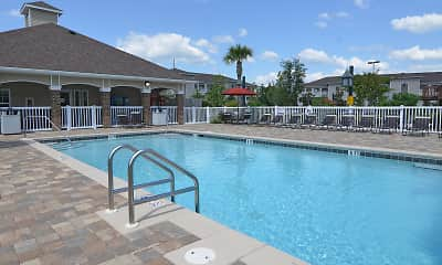 Pool, Pinnacle Pointe Apartments, 2