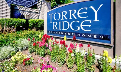 Community Signage, Torrey Ridge Apartments, 0