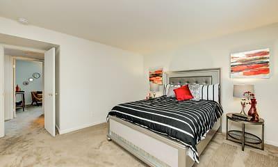 Bedroom, Martinique Terrace, 2