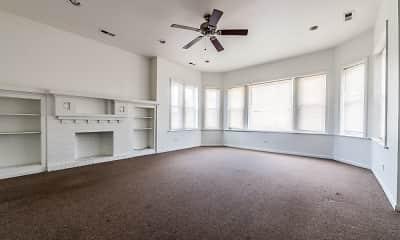 Living Room, 7944 S Paulina St, 1