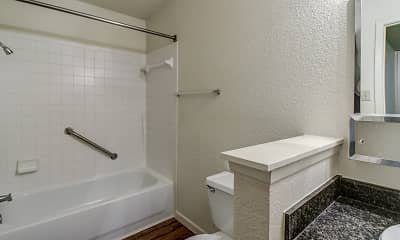Bathroom, Copperwood, 2