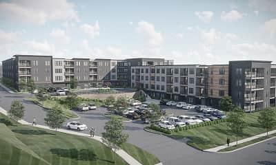 Building, The Flats at Dorsett Ridge Apartments, 0