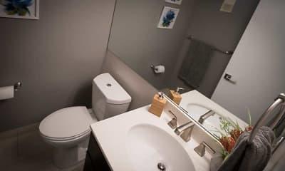 Bathroom, Shadyside Commons, 2