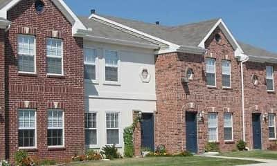 Building, Maple Grove Villas, 0