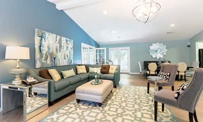 Living Room, Signature Place, 1