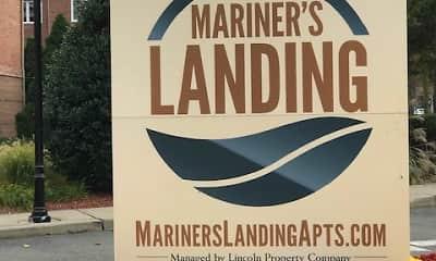 Community Signage, Mariners Landing, 0