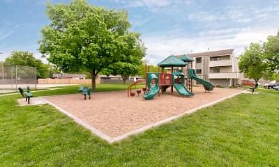 Playground, Timbercreek, 1