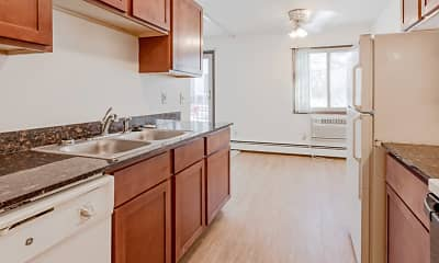 Kitchen, Eastside 1276, 0