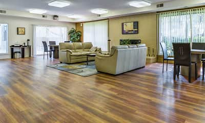Living Room, Spring Hill, 1