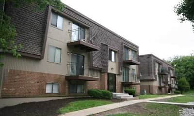 Building, Stoneybrook Apartment Homes, 1