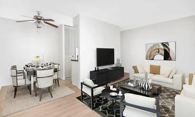Living Room, 2630 N. Hampden, 0