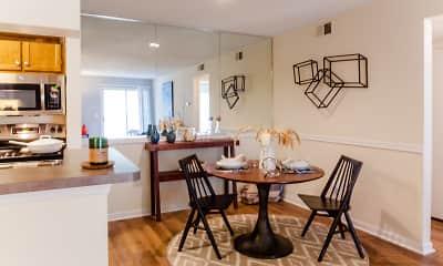 Dining Room, Arium St. Ives, 1