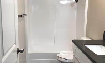Bathroom, AltaCima Apartment Homes, 2