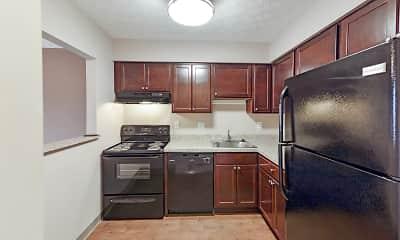 Kitchen, Center Court, 1